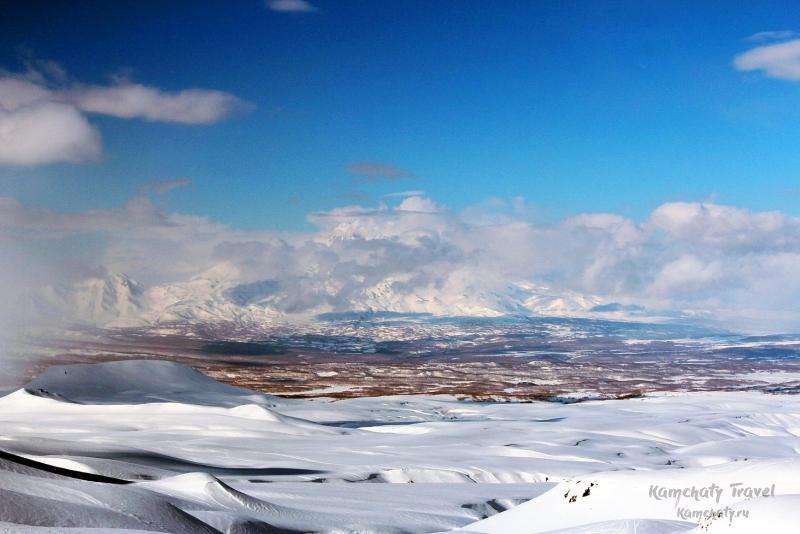 гора Верблюд авачинский перевал